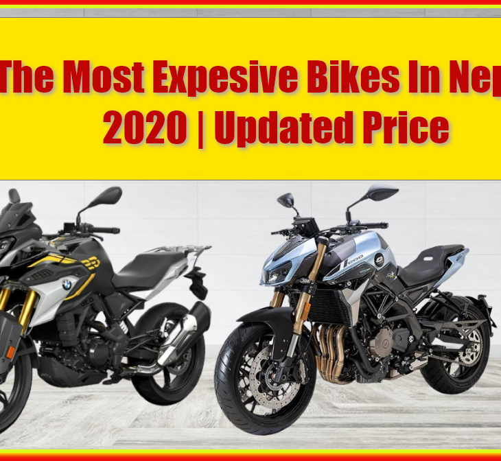 best most expensive bikes in Nepal